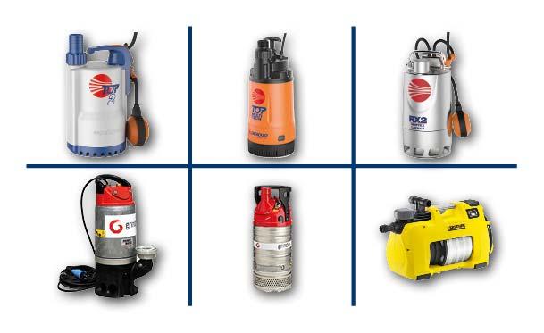 Bärtschi Werkzeuge & Maschinen AG Pumpen